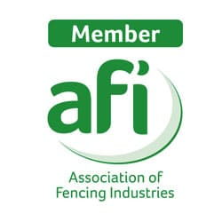 Association of Fencing Industries Member