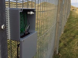 Perimeter Intrusion Detection PIDS FenceSecure