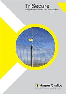 TriSecure Complete Perimeter Detection System