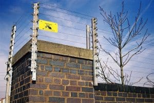 protect your business with an electric fence