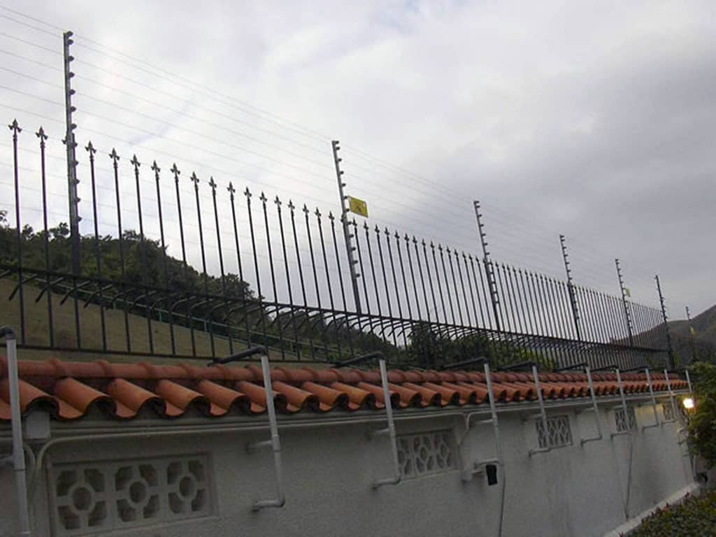 What is pulse monitored fencing?