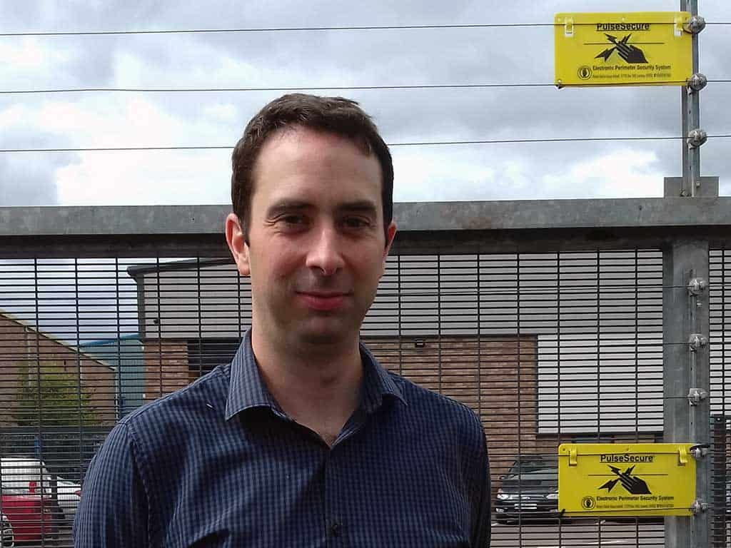 Stuart Pheasey New Director