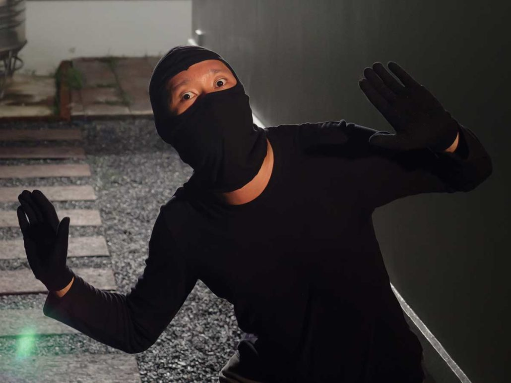 Prevent Burglary